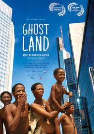 """Filmplakat für """"Ghostland - Reise ins Land der Geister"""""""