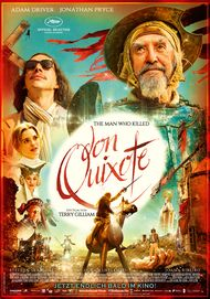 "Filmplakat für ""THE MAN WHO KILLED DON QUIXOTE"""