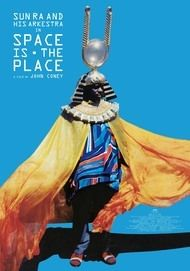 "Filmplakat für ""Space is the Place"""