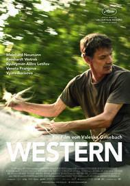 """Filmplakat für """"WESTERN"""""""