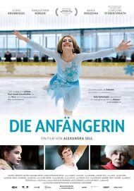 """Filmplakat für """"Die Anfängerin"""""""