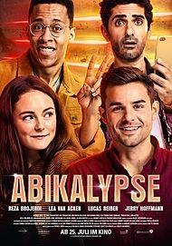 """Filmplakat für """"ABIKALYPSE """""""