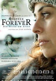 "Movie poster for ""Another Forever - Die Stille um Alice"""