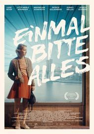 """Movie poster for """"Einmal bitte alles"""""""