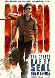 "Filmplakat für ""Barry Seal - Only in America"""