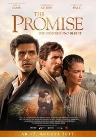 """Filmplakat für """"The Promise – Die Erinnerung bleibt"""""""