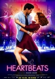 "Movie poster for ""Heartbeats"""