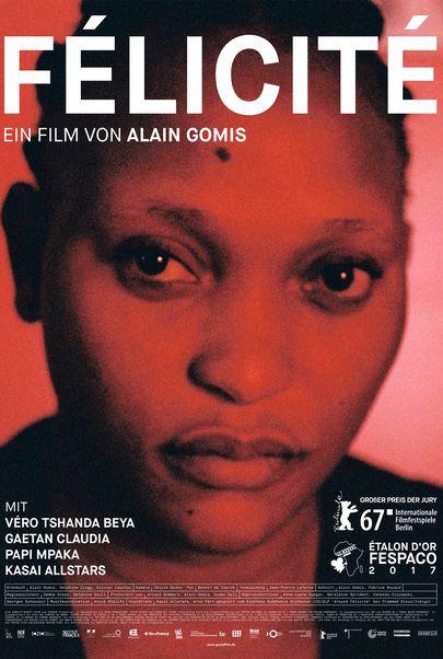 """Filmplakat für """"Felicite"""""""