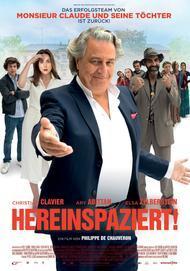 """Filmplakat für """"Hereinspaziert!"""""""