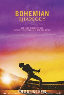 "Movie poster for ""Bohemian Rhapsody"""