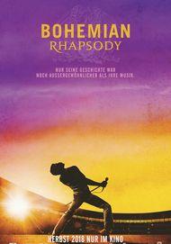 "Filmplakat für ""BOHEMIAN RHAPSODY"""