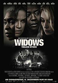 """Filmplakat für """"Widows - Tödliche Witwen"""""""