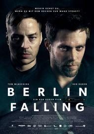 "Filmplakat für ""Berlin Falling"""