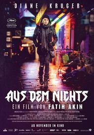 """Filmplakat für """"AUS DEM NICHTS"""""""