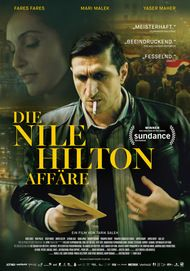 "Filmplakat für ""THE NILE HILTON INCIDENT"""