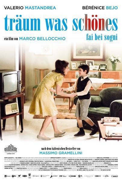 """Filmplakat für """"Träum was Schönes - Fai Bei Sogni"""""""