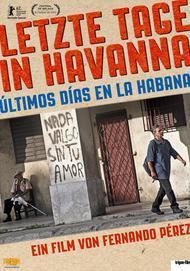 """Filmplakat für """"Letzte Tage in Havanna"""""""