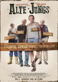 """Filmplakat für """"Alte Jungs"""""""
