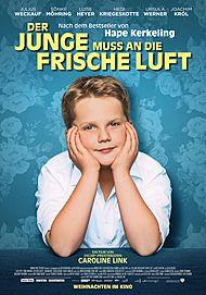 """Filmplakat für """"Der Junge muss an die frische Luft"""""""