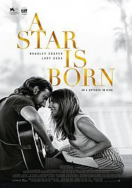 "Filmplakat für ""A Star is Born"""