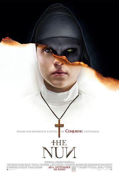 """Filmplakat für """"The Nun"""""""