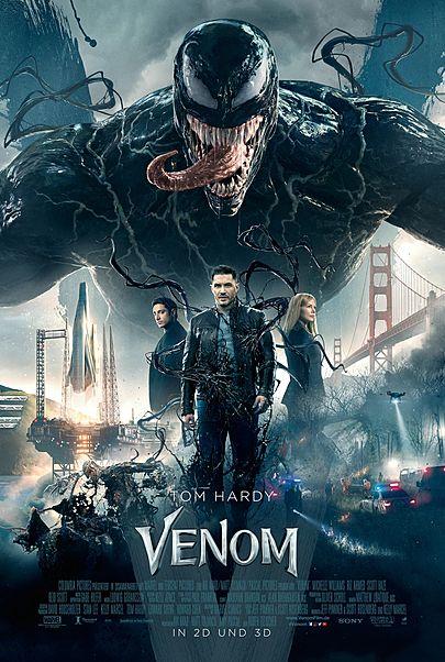 """Filmplakat für """"VENOM"""""""