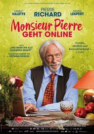"""Filmplakat für """"Monsieur Pierre geht online"""""""