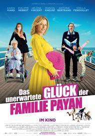 """Filmplakat für """"Das unerwartete Glück der Familie Payan"""""""