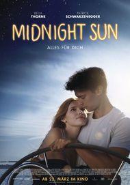 """Filmplakat für """"Midnight Sun - Alles für Dich"""""""