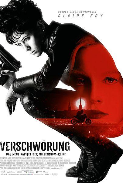 """Filmplakat für """"Verschwörung"""""""