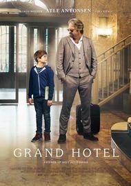"""Filmplakat für """"Grand Hotel"""""""