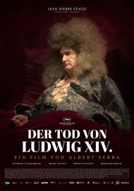 "Filmplakat für ""The Death of Louis XIV"""