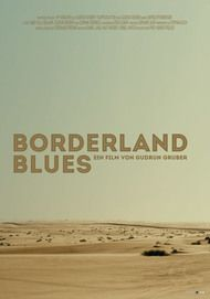 "Filmplakat für ""Borderland Blues"""