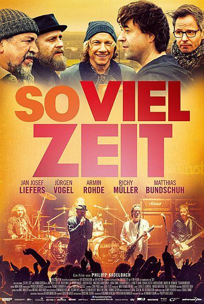 """Filmplakat für """"So viel Zeit"""""""