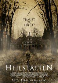 """Filmplakat für """"Heilstätten"""""""