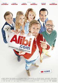"""Filmplakat für """"ALIBI.COM"""""""