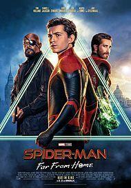 """Filmplakat für """"SPIDER-MAN: FAR FROM HOME"""""""