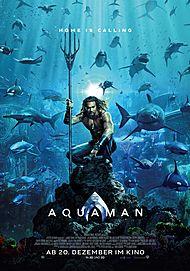 """Filmplakat für """"AQUAMAN"""""""