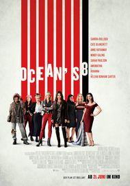 "Filmplakat für ""Ocean's 8"""