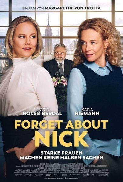 """Filmplakat für """"Forget About Nick"""""""