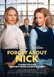"Filmplakat für ""Forget About Nick"""
