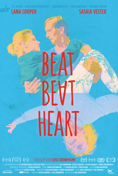 "Movie poster for ""Beat Beat Heart"""