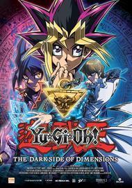 "Filmplakat für ""Yu-Gi-Oh!: The Dark Side of Dimensions"""