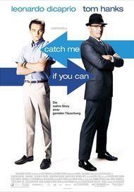 """Filmplakat für """"Catch me if you can - Mein Leben auf der Flucht"""""""