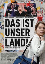 """Filmplakat für """"Das ist unser Land"""""""