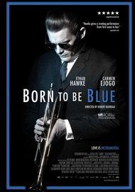 """Filmplakat für """"BORN TO BE BLUE"""""""