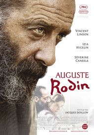 """Filmplakat für """"RODIN"""""""