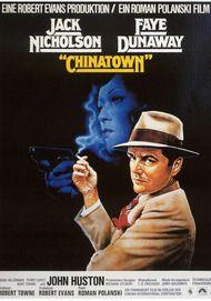 """Filmplakat für """"Chinatown"""""""