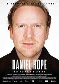 """Filmplakat für """"Daniel Hope - Der Klang des Lebens"""""""