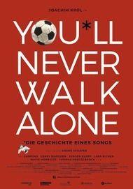 "Filmplakat für ""You'll Never Walk Alone"""